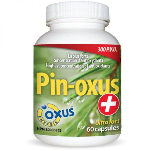 Pin-oxus+ Oxus Laboratoires